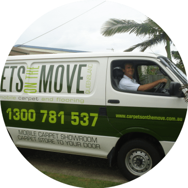 Stay at home and enjoy our mobile showroom service. We come to you with our full range of samples and provide a no obligation, free measure and quote.